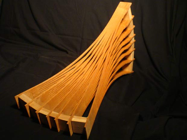 ReedBuild.com Hand Crafted Solid Wood What